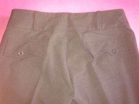 elegantne nohavice, 40