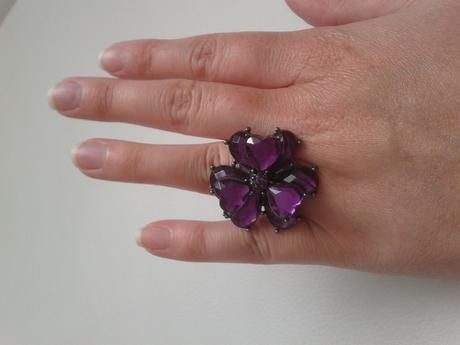 náhrdelník+prsteň,