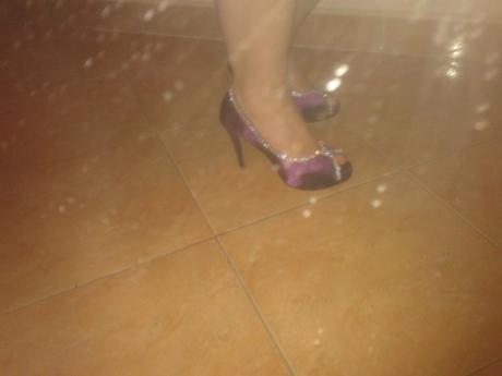 štrasové topánky nenosené, 37