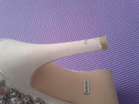 topánky menbur, 37
