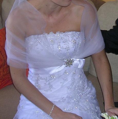 Maggie Sottero model Tamara, 36