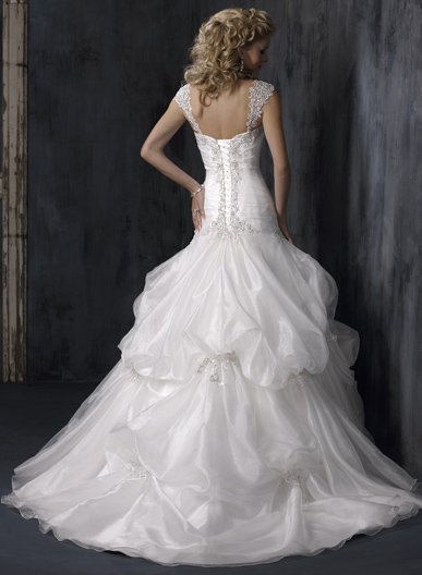 Originál Maggie Sottero model Ashley, 36