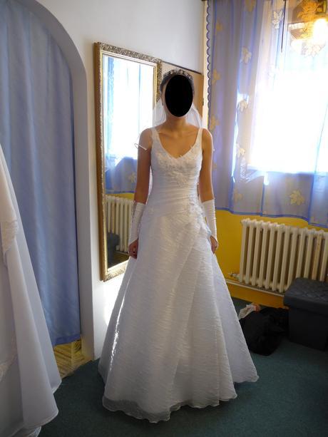 Svatební šaty Edis, 36