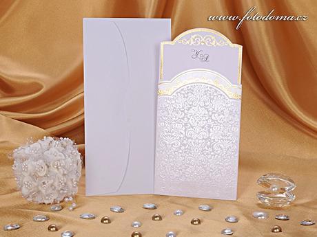 Svatební oznámení 0880 www.fotodoma.cz,