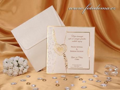 Svatební oznámení 0911 www.fotodoma.cz,
