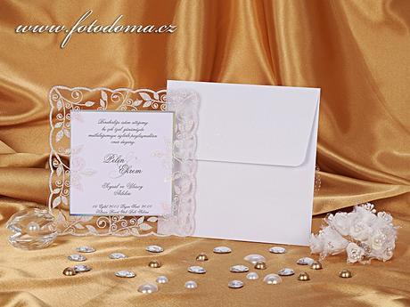 Svatební oznámení 0914 www.fotodoma.cz,