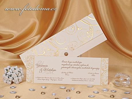 Svatební oznámení 0920 www.fotodoma.cz,