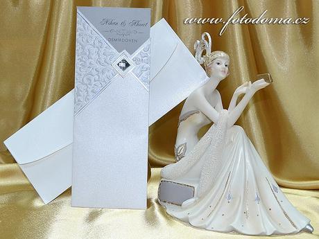 Svatební oznámení 0940 www.fotodoma.cz,