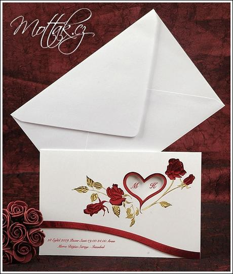 Svatební oznámení 2395 www.mottak.cz,