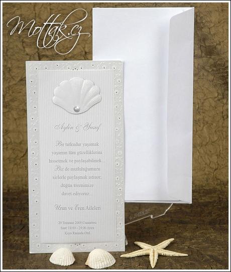 Svatební oznámení 2420 www.mottak.cz,
