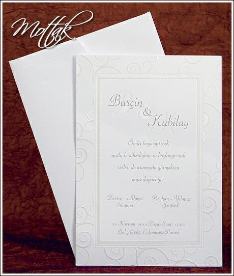 Svatební oznámení 2446 Mottak.cz s.r.o.,