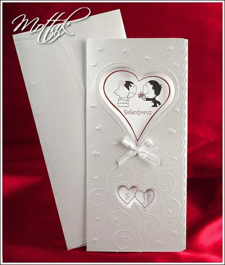 Svatební oznámení 2487 www.mottak.cz,