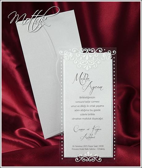 Svatební oznámení 2528 Mottak.cz s.r.o.,