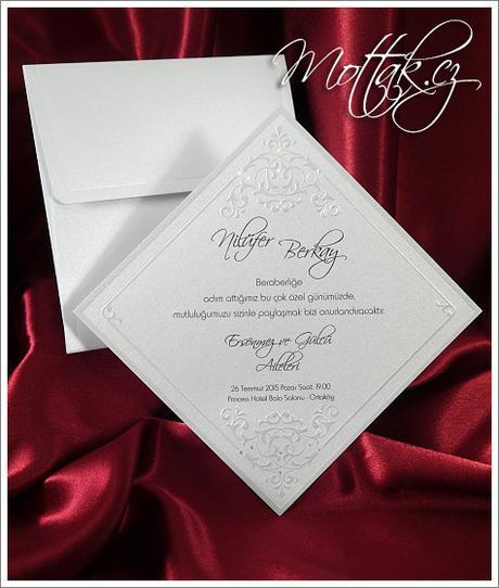 Svatební oznámení 2529 www.mottak.cz,