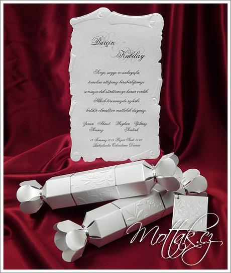 Svatební oznámení 2531 www.mottak.cz,
