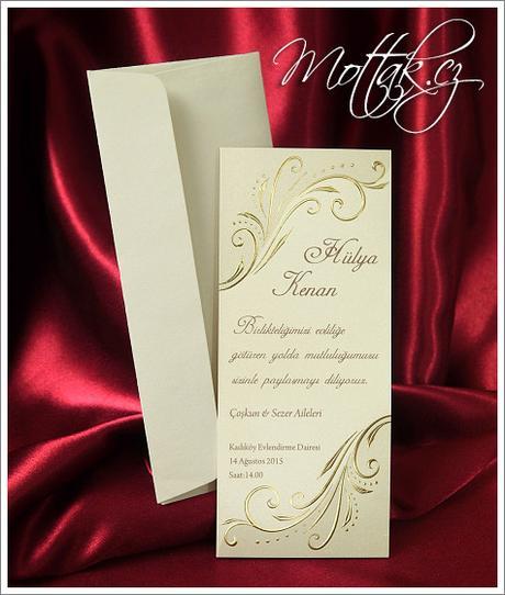 Svatební oznámení 2543 www.mottak.cz,