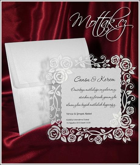 Svatební oznámení 2545 Mottak.cz s.r.o.,