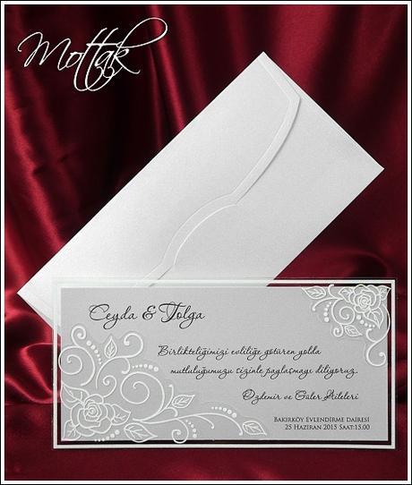 Svatební oznámení 2548 Mottak.cz s.r.o.,