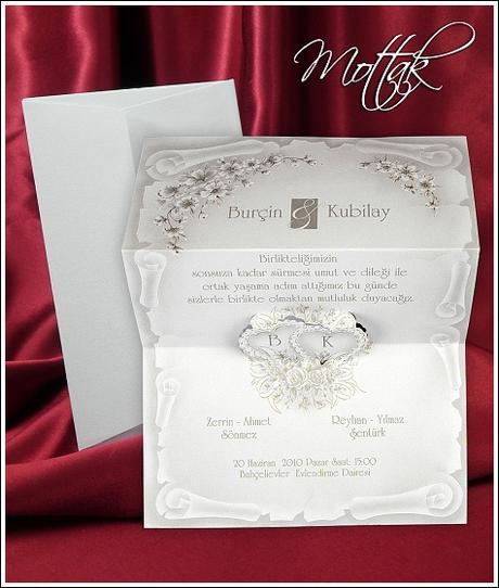 Svatební oznámení 2574 Mottak.cz s.r.o.,