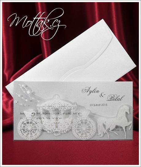 Svatební oznámení 2578 www.mottak.cz,