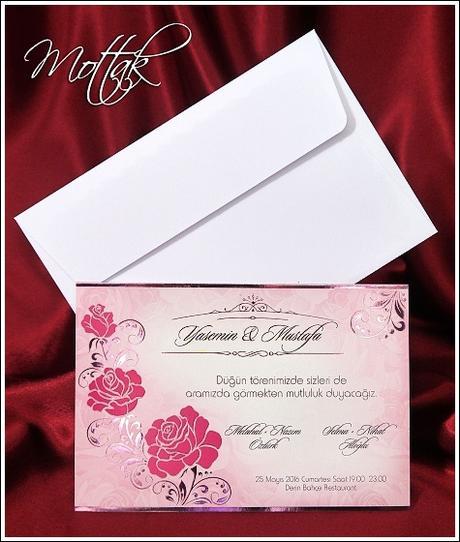 Svatební oznámení 2636 Mottak.cz s.r.o. ,
