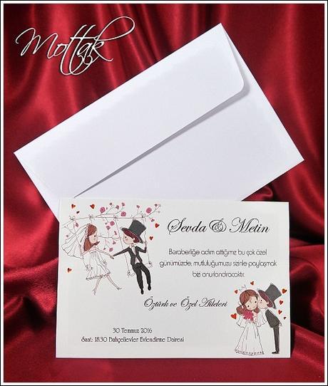 Svatební oznámení 2638 www.mottak.cz,