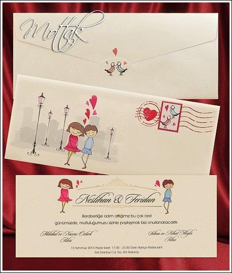 Svatební oznámení 2641 www.mottak.cz,