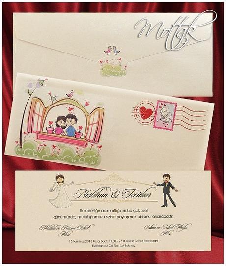 Svatební oznámení 2646 www.mottak.cz,