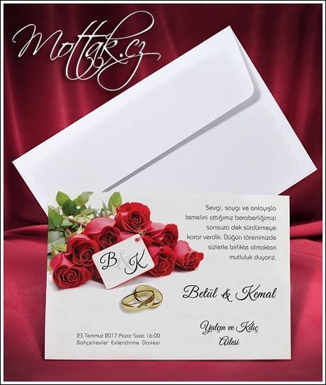 Svatební oznámení 2653 Mottak.cz s.r.o.,