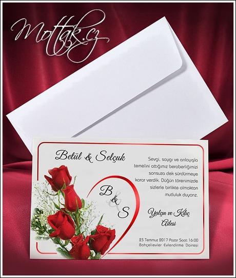 Svatební oznámení 2656 Mottak.cz s.r.o.,