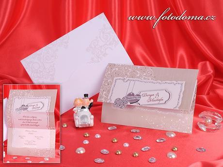 Svatební oznámení 3202 www.fotodoma.cz,