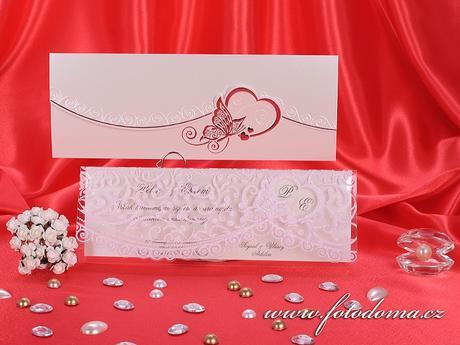 Svatební oznámení 3257 www.fotodoma.cz,
