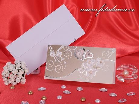 Svatební oznámení 3277 www.fotodoma.cz,