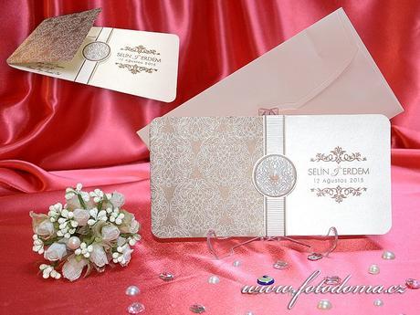 Svatební oznámení 3295 Mottak.cz s.r.o.,