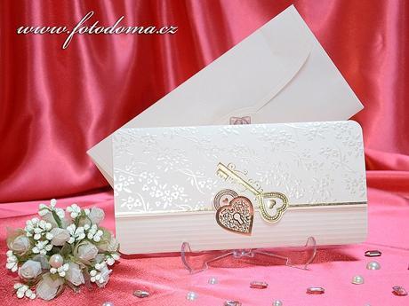 Svatební oznámení 3296 www.fotodoma.cz,