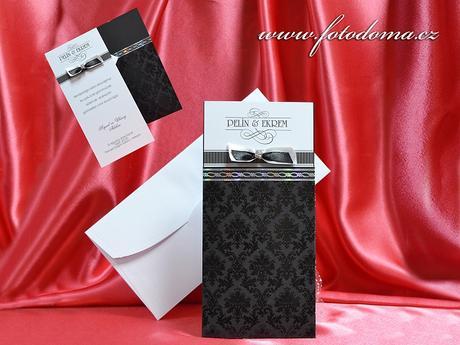 Svatební oznámení 3331 www.fotodoma.cz,