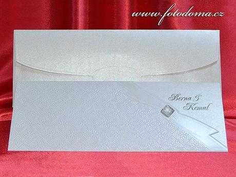 Svatební oznámení 3339 www.fotodoma.cz,