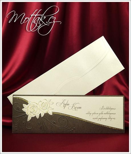 Svatební oznámení 3645 Mottak.cz s.r.o.,