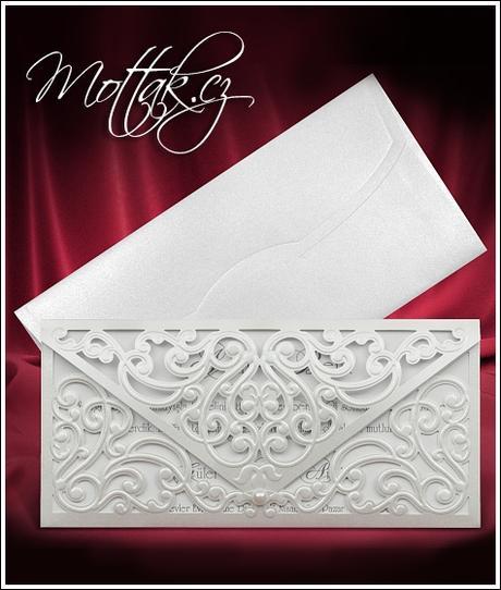 Svatební oznámení 3691 www.mottak.cz,