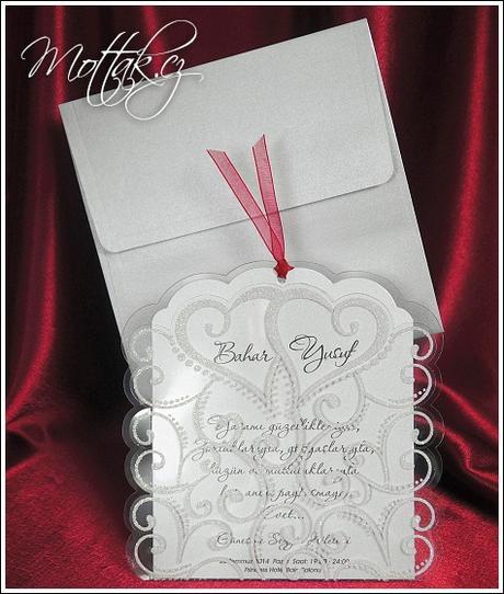 Svatební oznámení 5354 www.mottak.cz,
