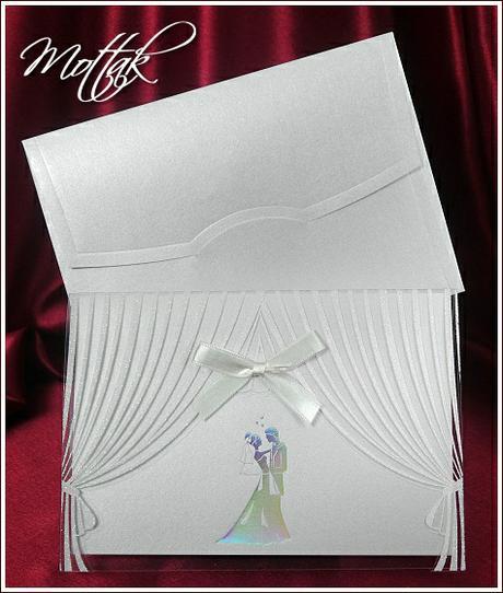Svatební oznámení 5370 www.mottak.cz,