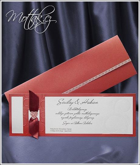 Svatební oznámení 5390 www.mottak.cz,