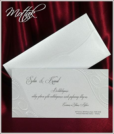 Svatební oznámení 5395 Mottak.cz s.r.o.,