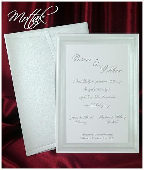 Svatební oznámení 5396 Mottak.cz s.r.o.,