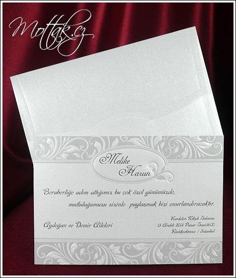 Svatební oznámení 5405,