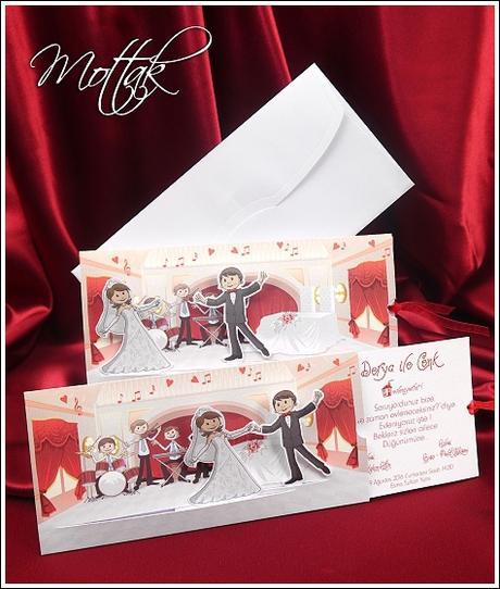 Svatební oznámení 5421 www.mottak.cz,