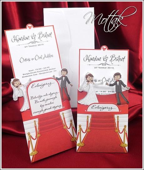 Svatební oznámení 5422 www.mottak.cz,