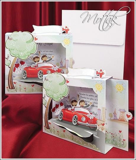 Svatební oznámení 5429 www.mottak.cz,
