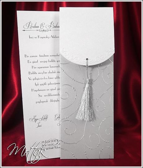 Svatební oznámení 5442 www.mottak.cz,
