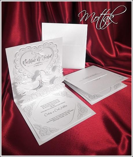 Svatební oznámení 5454 www.mottak.cz,